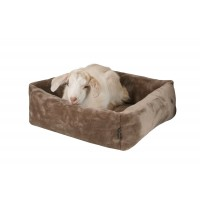 Pelíšek pro psy a kočky Cube 53x53 cm