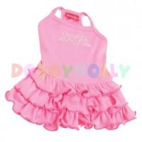 Šaty Doggydolly Tanktop růžová