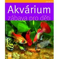 Kniha Akvárium, zábava pro děti