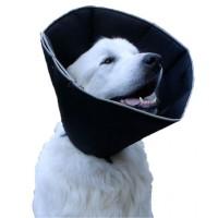 Ochranný límec pro psy 35,5-56cm L