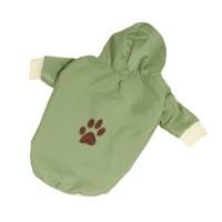 Bunda podšitá bavlnou - zelená (doprodej skladových zásob)