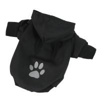 Bunda podšitá bavlnou - černá (doprodej skladových zásob)