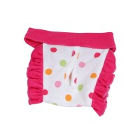 Hárací kalhotky Dotty - tmavě růžová (doprodej skladových zásob)