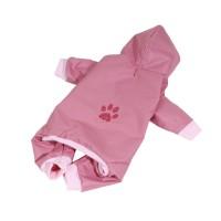 Kombinéza podšitá bavlnou - starorůžová (doprodej skladových zásob) XXS