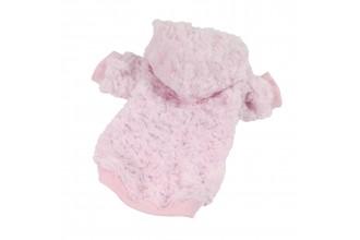 Mikina Fuzzy - růžová (doprodej skladových zásob)