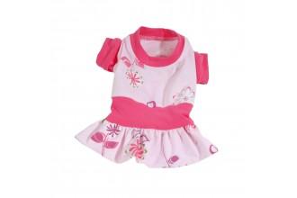 Šaty Summer - růžová (doprodej skladových zásob)