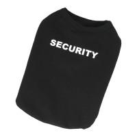 Tričko Security - černá
