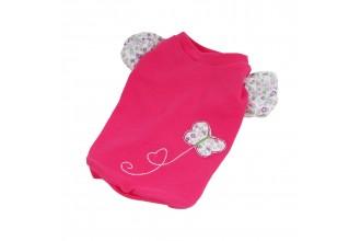 Tričko Spring - tmavě růžová (doprodej skladových zásob) XS