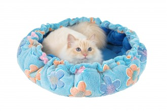 Pelíšek pro psy a kočky Orbis de luxe 50 cm