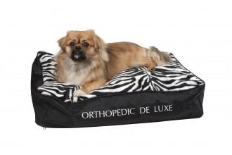 Ortopedická matrace De Luxe 110 x 80 cm, pelech pro psy