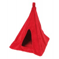 Pelíšek pro kočky Závěsné iglú 35 x 35 cm A22